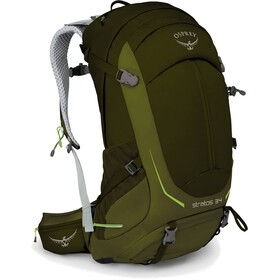 Osprey Stratos 34 Backpack Herr gator green
